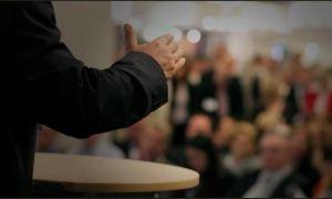 Примеры ораторской речи в различных сферах жизни человека