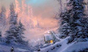 Разучите вместе с вашим ребенком скороговорки про зиму