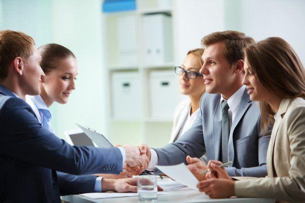 Успешно проведена деловая встреча