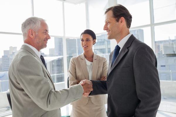 Удачные переговоры