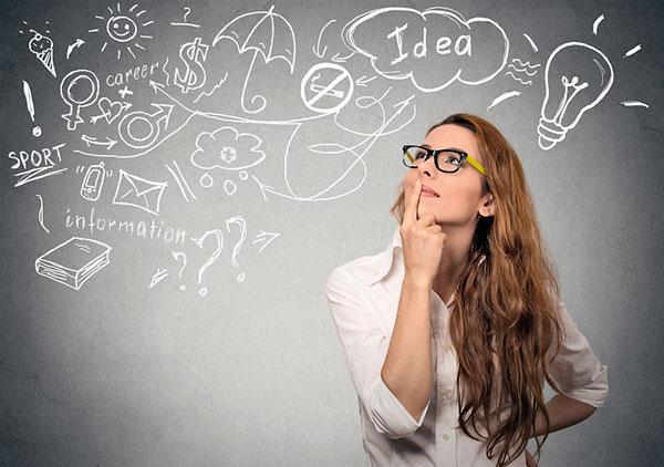 Одним из основных признаков дислексии у взрослых, является спутанность мыслей