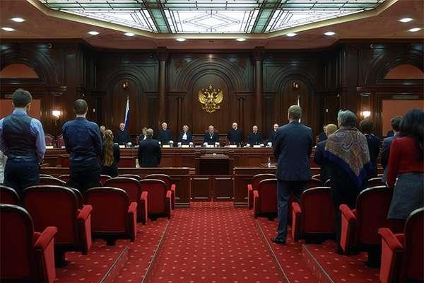 Публичное выступление в суде