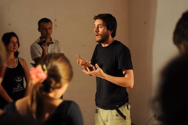 Уроки сценической речи