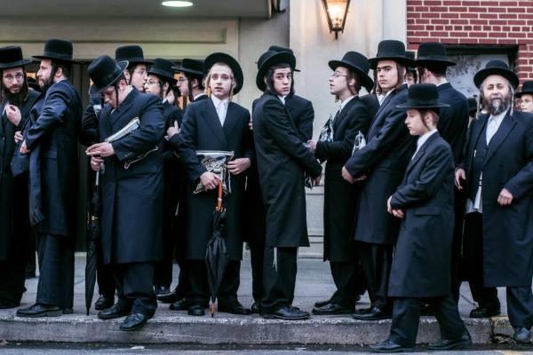 Почему евреи не выговаривают букву р