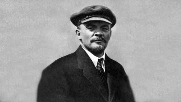 Ленин смотрит