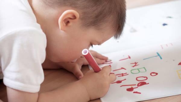 Ребенок пишет с ошибками