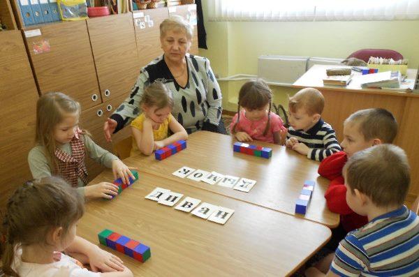 характеристика речи детей с онр